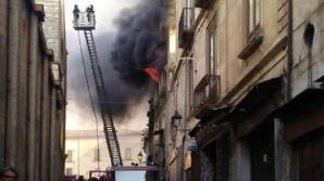 Italia: Un incendiu a ucis trei oameni şi a distrus manuscrise istorice
