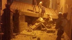 Cutremur în Italia. Doi copii au fost scoşi în viaţă de sub dărâmăturile unei case