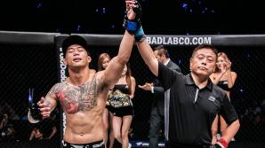 """Martin Nguyen, una dintre cele mai mari surprize la turneul de arte marţiale mixte """"One Championship"""""""