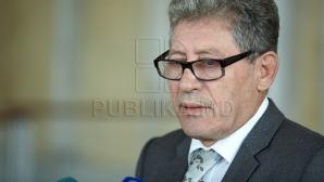 Mihai Ghimpu salută iniţiativa Guvernului de a-l declara persona non grata pe Dmitrii Rogozin
