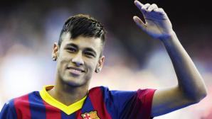 Neymar a marcat şi a oferit o pasă de gol în primul său meci la PSG