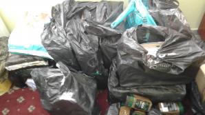 Două tentative de contrabandă, anihilate de poliţiştii de frontieră (FOTO)