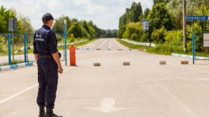 Copiii angajaţilor Poliţiei de Frontieră au mers ieri la locul de muncă al părinţilor