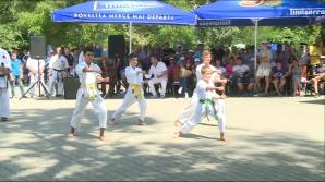 """Eveniment de mare amploare! La Vulcăneşti a avut loc prima ediţie a competiţiei """"Festivalul sportului"""""""