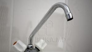Locuitorii mai multor străzi din Stăuceni şi Chişinău rămân mâine fără apă la robinete