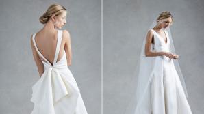 Te măriți în acest an? Află despre noile tendințe pentru rochiile de mireasă recomandate de către designerii autohtoni