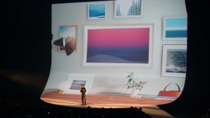 Samsung a prezentat The Frame, noul televizor QLED premium