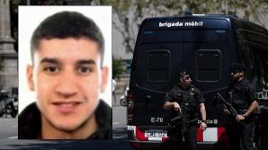 Atentat la Barcelona. Şoferul furgonetei a fost ÎMPUŞCAT MORTAL de poliţie. Avea asupra sa o centură cu explozibili
