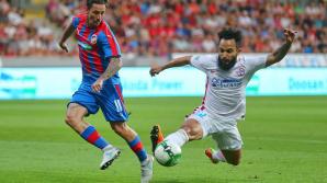 FCSB a rezistat. A încheiat la egalitate 0-0 în meciul cu Sporting Lisabona