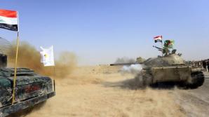 Două cartiere din oraşul Tel Afar au fost eliberate de armata irakiană. Mii de oameni au reuşit să fugă din oraş de la începerea ofensivei militare