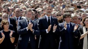Trei zile de doliu național în Spania după atentatul terifiant care a ucis cel puțin 14 oameni
