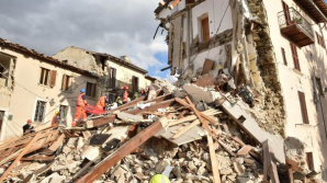 Ajutor de 1,2 miliarde de euro pentru Italia, pentru a acoperi pagubele provocate de cutremure