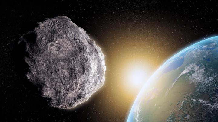 Un asteroid de dimensiunea unei case va trece pe lângă Pământ, în luna octombrie