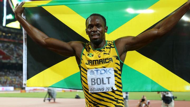 Usain Bolt a cucerit medalia de bronz la Campionatele Mondiale