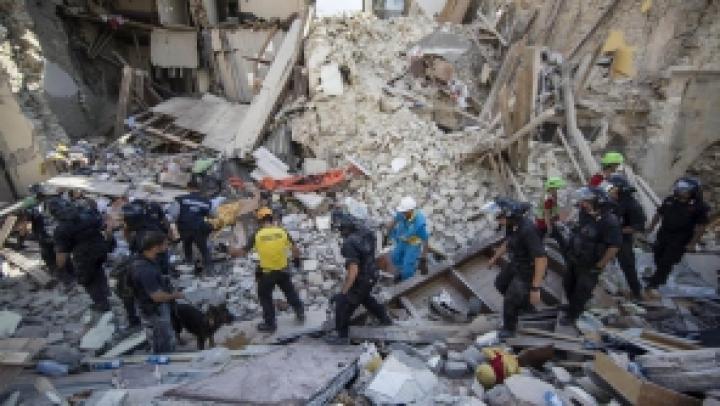 Cum arată orașul Amatrice, la un an după DEVASTATORUL cutremur (VIDEO)