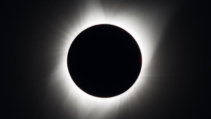 Țările în care va fi vizibilă singura eclipsă totală de soare din 2020