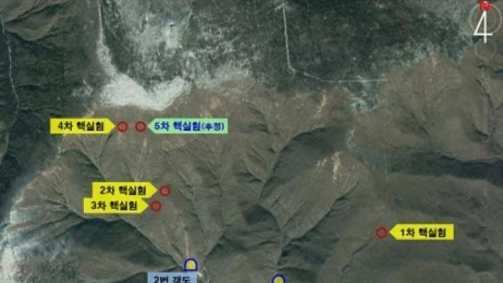 Coreea de Nord e gata de un nou TEST NUCLEAR