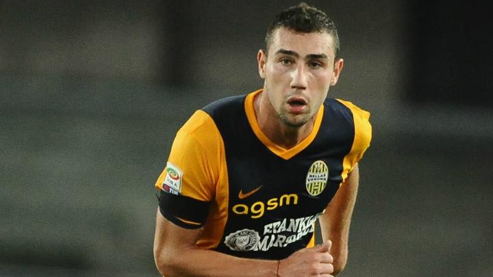 Artur Ioniţă a marcat un gol superb pentru echipa sa de club Cagliari