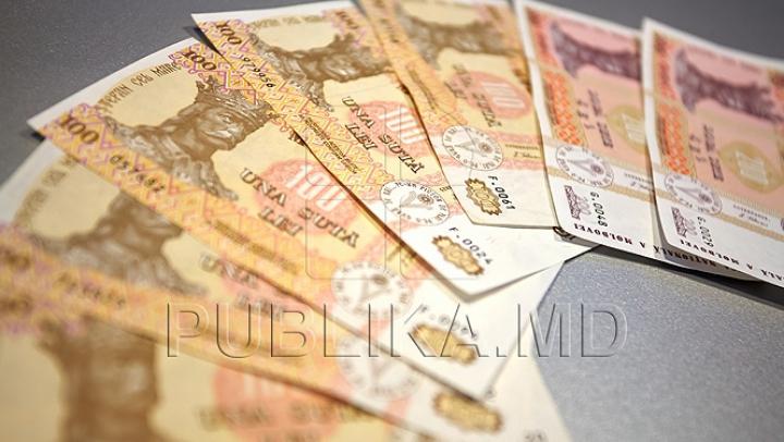 Serviciul Fiscal a acumulat venituri de 20,8 miliarde de lei la Bugetul public național