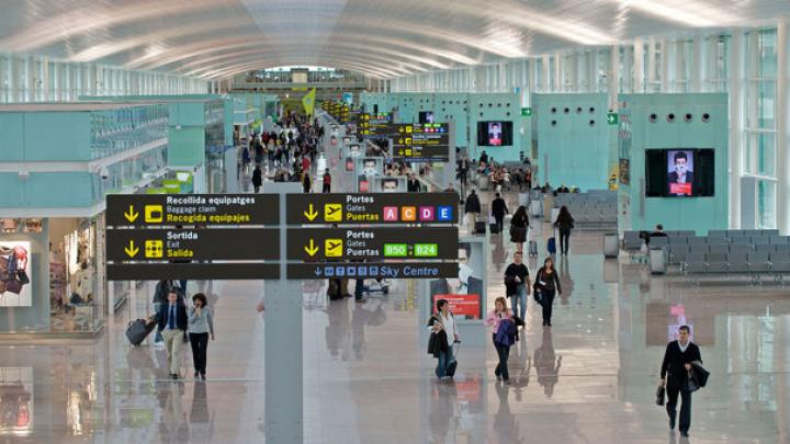 Greva continuă în aeroportul din Barcelona. Garda Civilă va asigura controalele de securitate