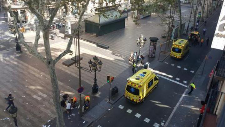 CUTREMURĂTOR! O fetiță de numai trei ani, cea mai tânără victimă a atacului de la Barcelona a murit la spital
