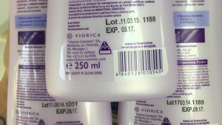 Un magazin autohton vinde produse cosmetice la jumate de preț cu TERMENUL EXPIRAT și MODIFICATE CU PIXUL