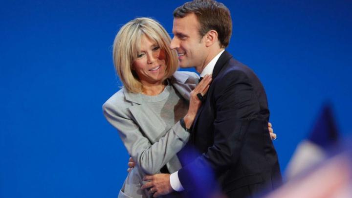 Mărturiile Primei Doamne a Franţei. Brigitte Macron spune care este defectul soţului său