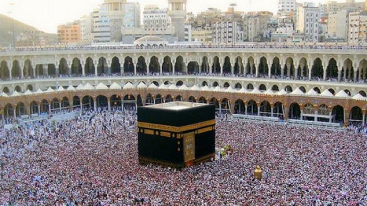 Milioane de credincioşii musulmani s-au adunat la Muzdalifa pentru etapa finală a pelerinajul la Mecca