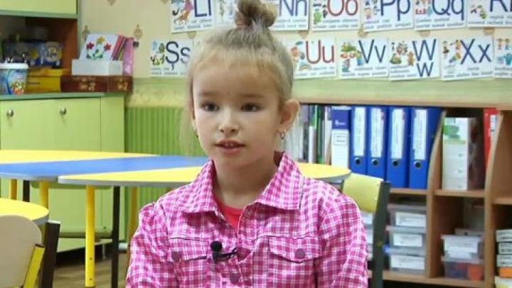 Ziua Limbii Române. Copii spun care sunt cele mai frumoase cuvinte din limba română (VIDEO)