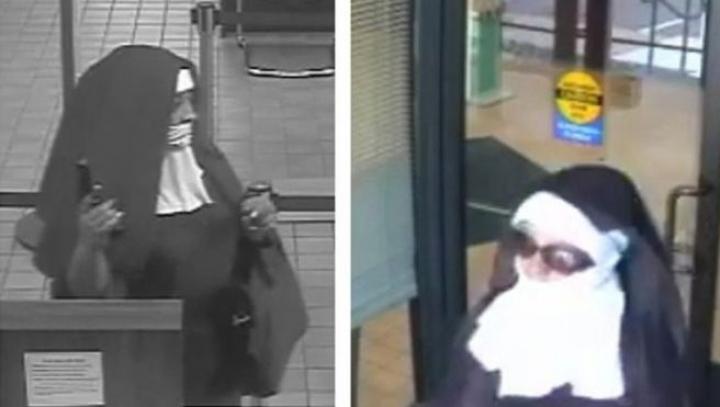 """Două """"călugărițe"""" au încercat să jefuiască o bancă din statul american Pennsylvania"""