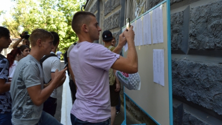 """Peste 200 de tineri doresc să apere țara. Aceștia au ales să studieze la Academia """"Ştefan cel Mare"""" a MAI"""