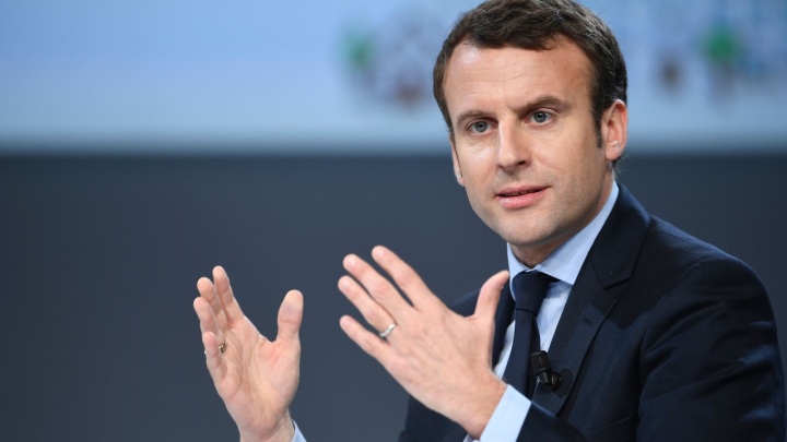 Popularitatea lui Emmanuel Macron este devansată de premierul Édouard Philippe