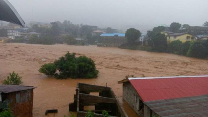 Bilanț dramatic în urma alunecărilor de teren din Sierra Leone: Peste 300 de morți