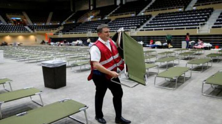 După ce furtuna Harvey a devastat Texasul, Louisiana se pregăteşte de inundaţii