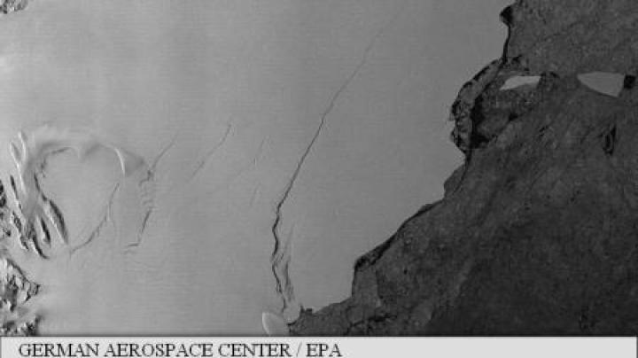 Gheţarii din Antarctica ascund aproape 100 de vulcani necunoscuţi