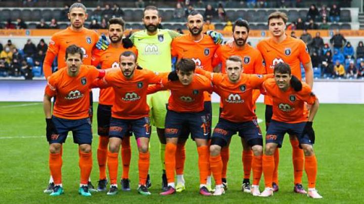 Înfrângere pentru echipa lui Alexandru Epureanu, Istanbul Bașakșehir. Aceasta a pierdut cu 1-2 pe teren propriu
