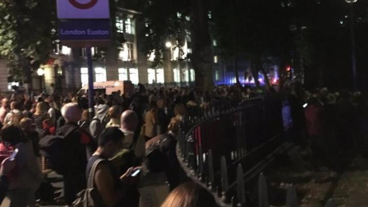 Stație de metrou din Londra, evacuată după o explozie de mici dimensiuni