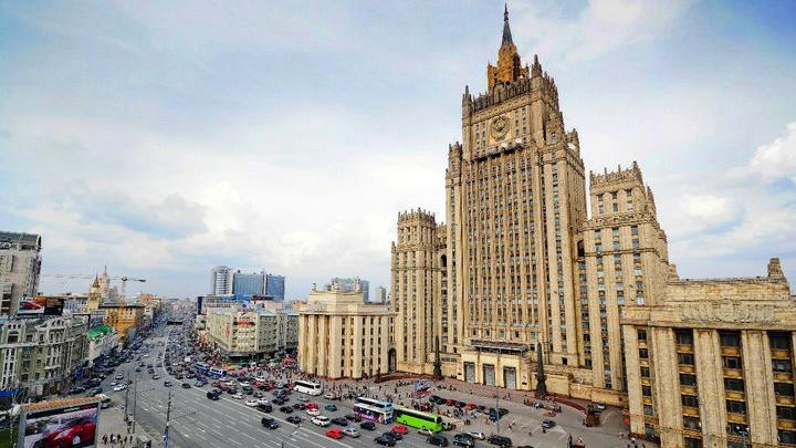 Ambasadorul Moldovei la Moscova, Andrei Negruţă, a fost convocat la Ministerul de Externe al Rusiei