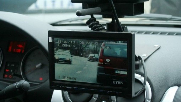 ATENŢIE! Radare pe şoselele din ţară. Inspectorii de Patrulare vor verifica viteza conducătorilor auto
