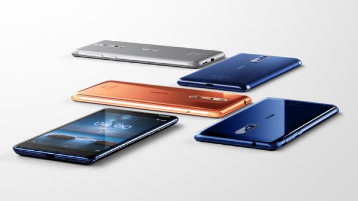 A fost lansat Nokia 8, vârful de gamă al brandului. Ce oportunităţi oferă smartphone-ul utilizatorilor săi