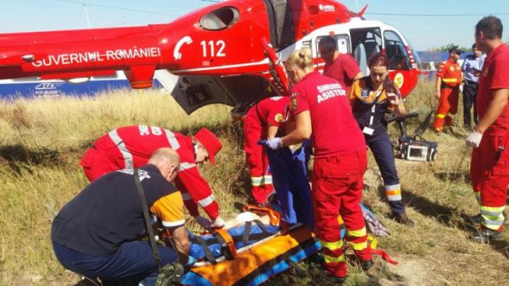 Șocant! Turiști loviți de tren la Eforie. O femeie a murit