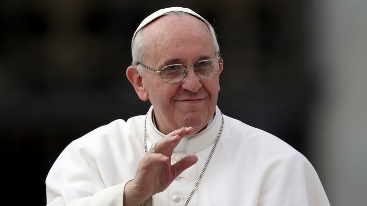 Papa Francisc va vizita Catedrala Mântuirii Neamului din România
