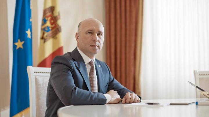 Premierul Pavel Filip a avut o convorbire telefonică cu Vasilica-Viorica Dăncilă