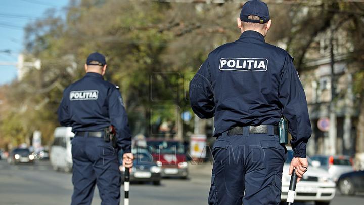 ATENŢIE! Inspectorii de patrulare, cu ochii pe şoferi la intrările în Chişinău. Care e motivul