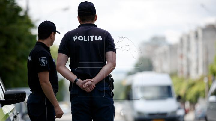Poliția la datorie de  Ziua Independenței Republicii Moldova. Oamenii legii vin cu unele recomandări
