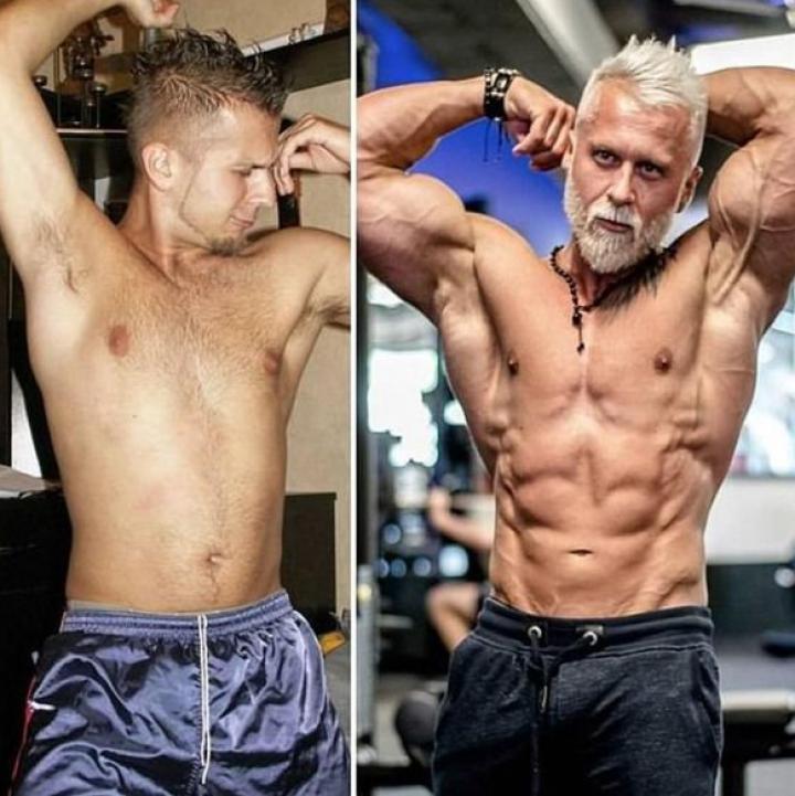 Un polonez în vârstă de 35 de ani cheltuieşte o grămadă de bani pentru ca să arate mai bătrân. Motivul este incredibil