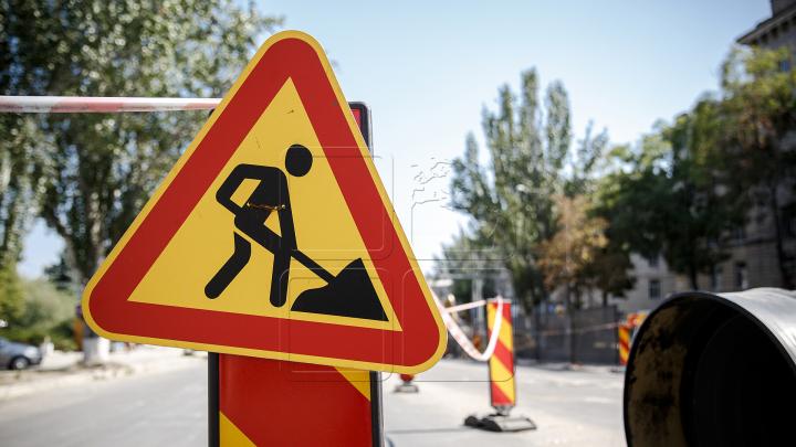 Se închide circulaţia rutieră pe strada Petricani din Capitală!