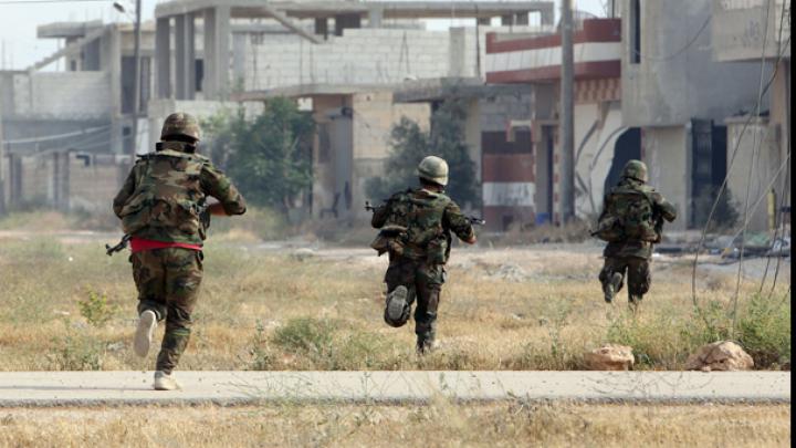 Forţele regimului Bashar al-Assad au eliberat ultimul oraş ocupat de militanţii Stat Islamic
