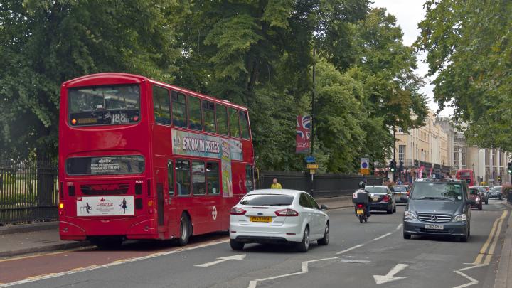 Londra a găsit ac de cojoc pentru şoferii care merg cu viteză prea mare prin oraş