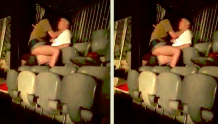 Momente fierbinți la UNTOLD! Scene de sex, surprinse la concert (VIDEO)